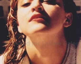 Madonna Closeup Shot  4x6 Photo