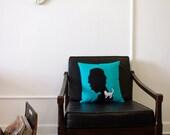 Breakfast at Tiffany's Decorative Pillow - Romantic Home Decor