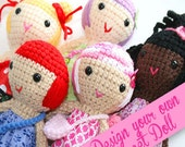 Design your own sweet doll