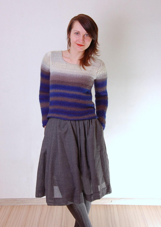 Crochet pattern pdf bleached shoulders tunisian sweater zoom bankloansurffo Images