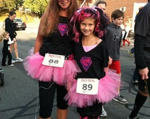 Running Race TuTu Costume - Disney Princess Half Marathon Running Costume -  Run Disney - Kids Fun Run TuTu