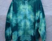 Spruce Triangles Hoodie Sweatshirt