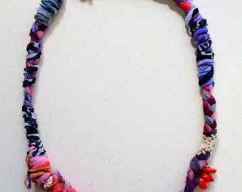 "26"" Fiber Necklace"
