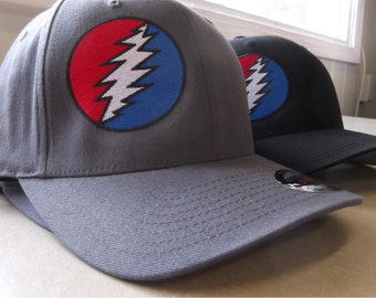 Grateful Dead BOLT Flexfit Hat
