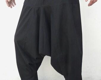 Sarouel homme noir -  Dahl - BAÏSAP