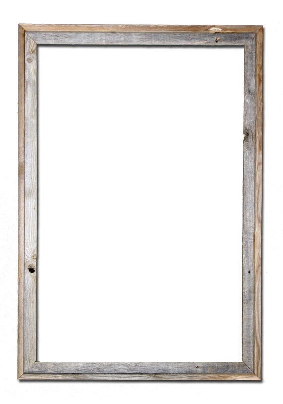 18x24 2 wide barnwood reclaimed wood open frame no for 18x24 window