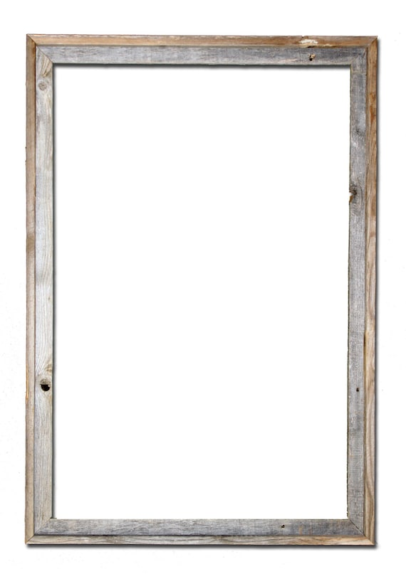 20 x 30 white poster frame thin