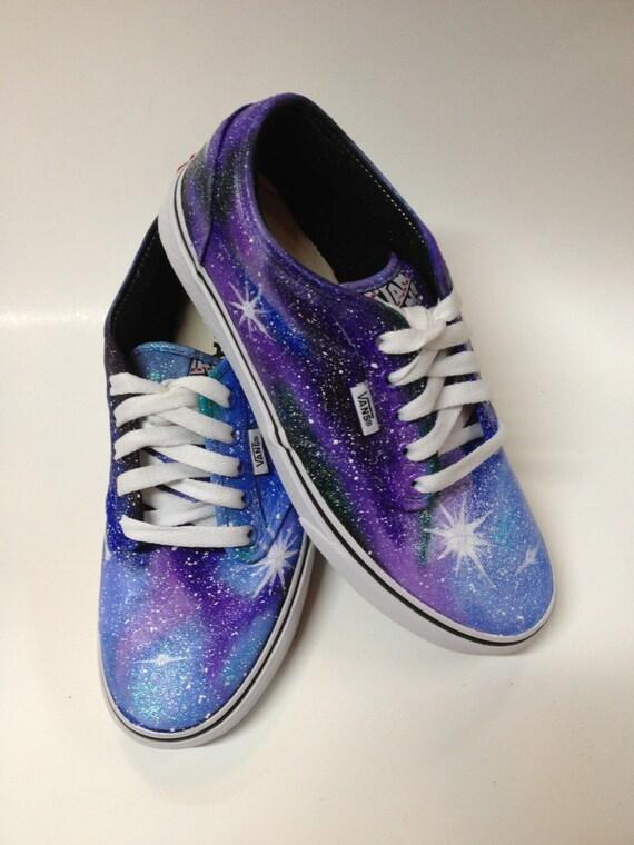Starry Night Womens Shoe