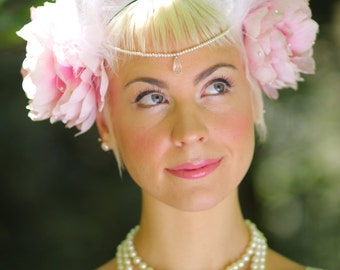 Flower Headdress Bonita