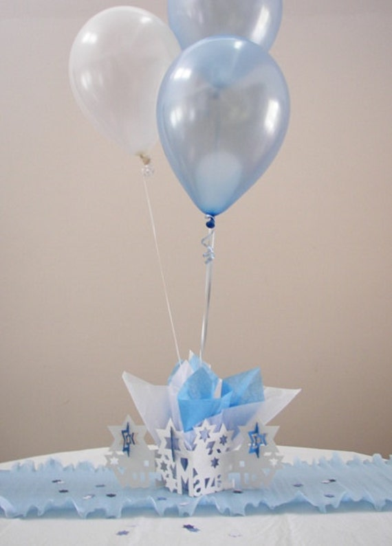 Balloons for table decorations party favors ideas for Balloons arrangement decoration