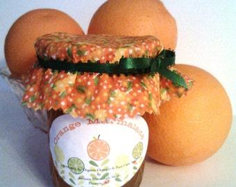Arizona Orange Marmalade/ 4 or 8 Oz/ Organic/ Sweet/ Treasury Item