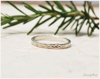 hammered silver ring , thin silver ring , ON SALE , silver band ring , unique silver ring , silver thumb ring , hammered stacking ring