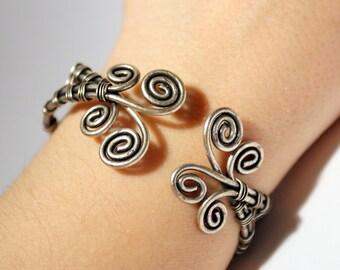 Silver Bracelet, Cuff Bracelets Women, Silver Bracelet Women, Open Bracelet, Silver Bracelet Cuff, Silver Cuff Bracelet