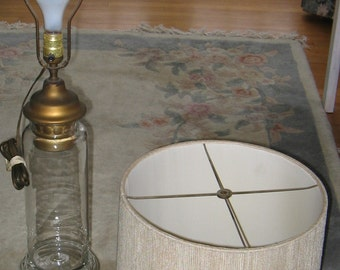 """Apothecary Lamp 37 3/4"""" Tall Vintage"""