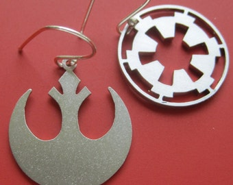 Rebel and Imperial Earrings