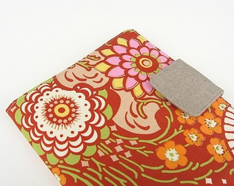 iPad Mini Cover Kindle Fire Cover Nook Simple Touch Cover Kobo Cover Case Amy Butler Lotus Floral eReader