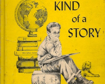My Kind of a Story - Aunt Theresa Worman - Darrell D. Wiskur - 1964 - Vintage Book
