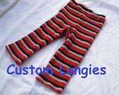 Custom Wool Longies