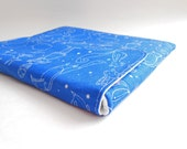 iPad Air Case, Surface 3 Cover, Nook hd + Case, Galaxy Tabet Case - Constellations - Custom Sizing Available