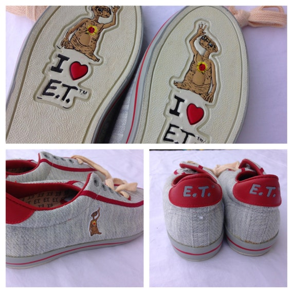 Et Shoes From Buster Brown
