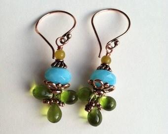 Spring is here - Earrings