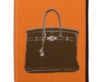 Hermes Bag iPad Case - Orange
