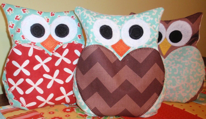 Pdf Pattern Owl Rice Bag Owl Heating Pad Download Only