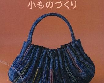 Kuroha Shizuko PATCHWORK BAGS Japanese Craft Book