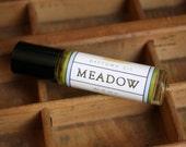 Meadow Perfume Oil Coconut Hemp Roll On