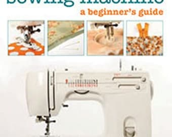Me And My Sewing Machine BOOK - Kate Haxell