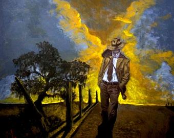 Robert Johnson at the Crossroads
