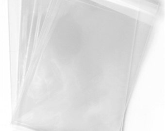 Candy Cello Bags (4x6) - Set of 12