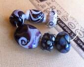 Spring clearance handmade lampwork glass beads