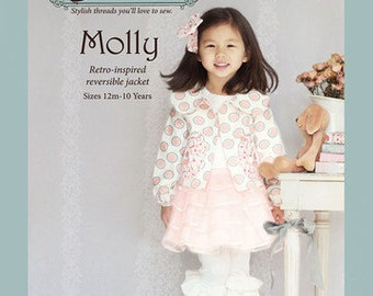 SALE - Molly - From Violette Field Threads - 8.00 Dollars