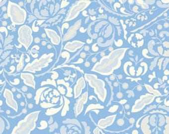 TAZA by Dena Designs, Cynthia in Blue, yard