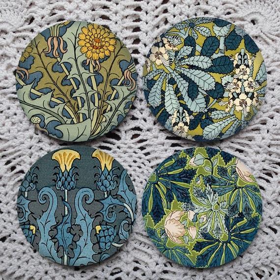 Art Nouveau Flower Patterns Art Nouveau Floral Pattern