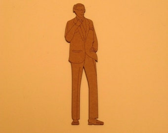 Fred- Scale figure