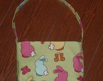 Bunny toddler purse