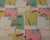 Type by Julia Rothman for Windham Fabrics - 1 Yard