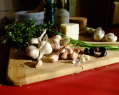 Half Pound Heirloom Gourmet Garlic Homegrown Organically, Unsurpassed Culinary Quality