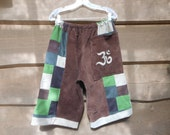RESERVED for WavvyDavy  patchwork ohm shorts
