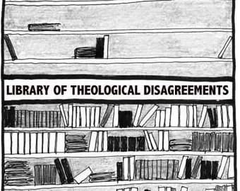 two theological libraries PRINT