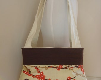 Purse/Shoulder Bag Tote-  Joel Dewberry Sparrow