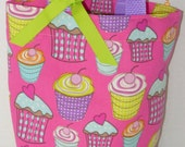 Cupcakes GirlsTote/Gift Bag