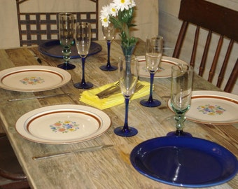 Dining Room Table Driftwood Beach House 54 X 30