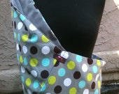 Baby Sling Baby Carrier  -  Gray Multi Dot  Free Shipping on Second Item