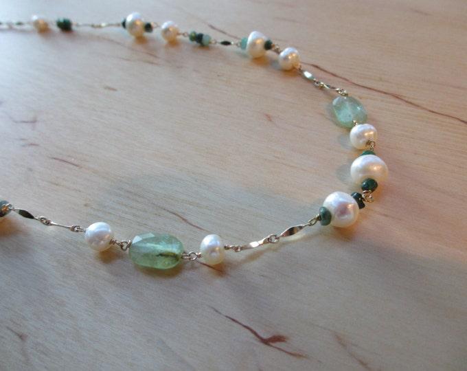 Insouciant Studios Sea Celery Necklace