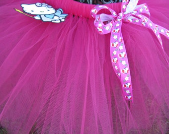 Pink Hello Kitty Tutu