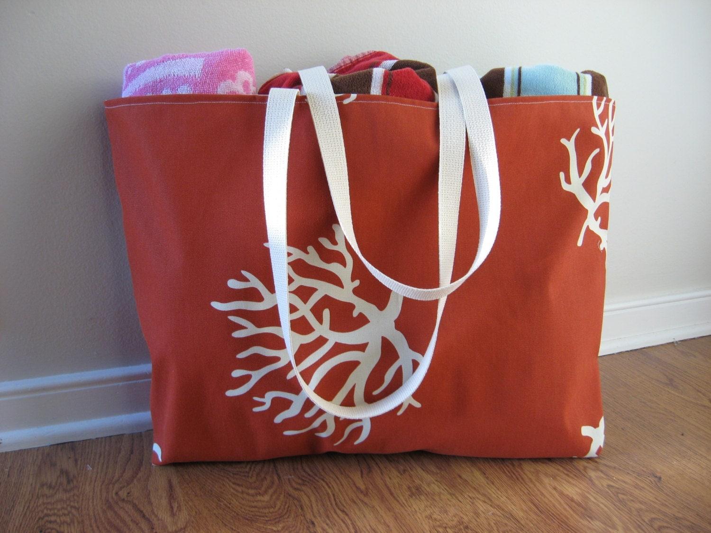 Beach Bag: Large Beach Bags