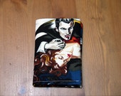 Movie Monster Card Case Wallet - Dracula The Mummy Fright Night Horror Movies